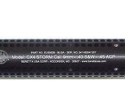 Replacement screws for Beretta CX4 barrel shroud EU00029, set of eight (8)
