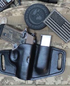 Sig Sauer, P938, Survivor Series, Concealed Carry, All In One, Magazine Holder