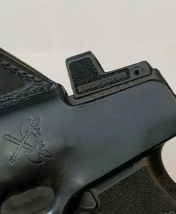 Sig Sauer, P365 XL, Romeo, Red Dot, Leather, Vertical, OWB