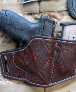 For Sig Sauer P365 Leather Holster,Elephant Embossed Limited Edition